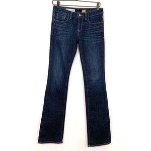 PILCRO & THE LETTERPRESS Stet Slim Boot Jeans 26